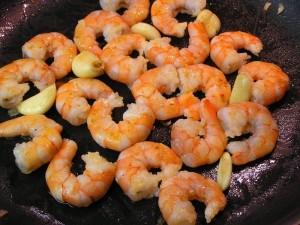 Can you microwave shrimp?