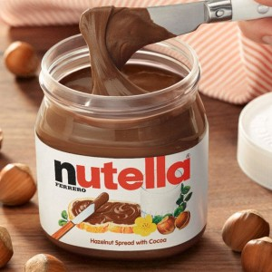Can you microwave nutella?