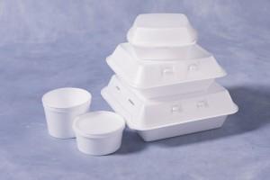 Can you microwave styrofoam?