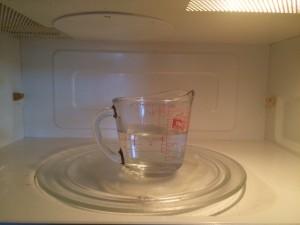 water microwave
