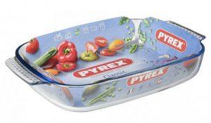 Microwave Pyrex
