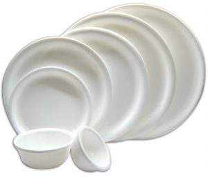 Can you microwave foam plates?