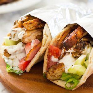 Can you microwave shawarma